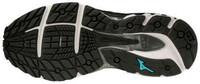 Mizuno Wave Paradox 5 Kadın Koşu Ayakkabısı Siyah - Thumbnail
