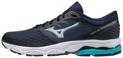Mizuno Wave Prodigy 3 Erkek Koşu Ayakkabısı Lacivert