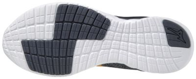 Mizuno Wave Revolt Erkek Koşu Ayakkabısı Gri/Sarı