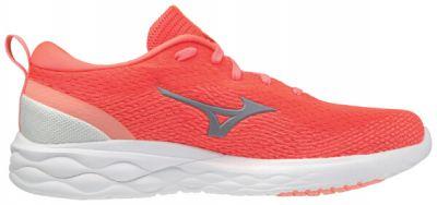 Mizuno Wave Revolt Kadın Koşu Ayakkabısı Kırmızı