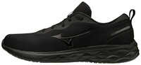 Mizuno Wave Revolt Unisex Koşu Ayakkabısı Siyah - Thumbnail