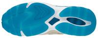 Mizuno Wave Rider 1 Premium Erkek Günlük Giyim Ayakkabısı Bej/Mavi - Thumbnail