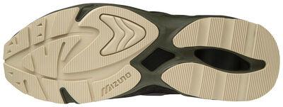 Mizuno Wave Rider 1 Wild Nordic Unisex Günlük Giyim Ayakkabısı Kahverengi / Yeşil