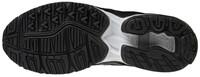 Mizuno Wave Rider 10 Kuro Unisex Günlük Giyim Ayakkabısı Siyah - Thumbnail