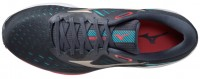 Wave Rider 24 Erkek Koşu Ayakkabısı Siyah - Thumbnail