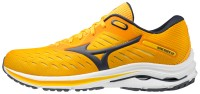 Mizuno Wave Rider 24 Erkek Koşu Ayakkabısı Sarı - Thumbnail