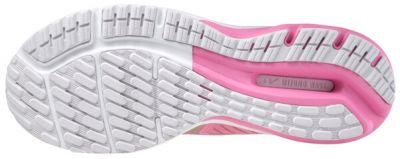Mizuno Wave Rider 24 Jr Kadın Koşu Ayakkabısı Pembe