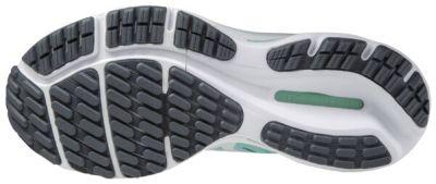 Mizuno Wave Rider 24 Kadın Koşu Ayakkabısı Su Yeşili