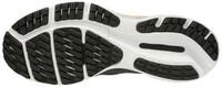 Mizuno Wave Rider 24 Erkek Koşu Ayakkabısı Gri/Sarı - Thumbnail