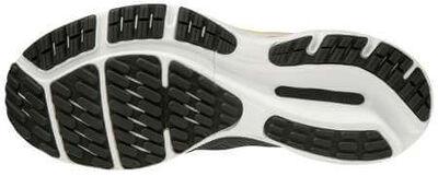 Mizuno Wave Rider 24 Erkek Koşu Ayakkabısı Gri/Sarı
