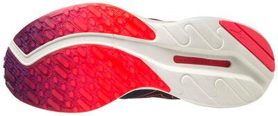 Mizuno Wave Rider Neo Kadın Koşu Ayakkabısı Lacivert / Kırmızı