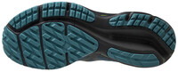 Mizuno Wave Rider TT 2 Erkek Koşu Ayakkabısı Mavi / Siyah - Thumbnail