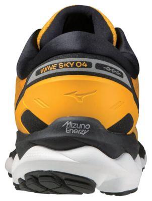 Wave Sky 4 Erkek Koşu Ayakkabısı Sarı