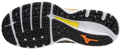 Wave Sky 4 Erkek Koşu Ayakkabısı Siyah/Sarı