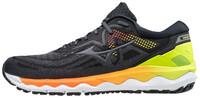 Wave Sky 4 Erkek Koşu Ayakkabısı Siyah/Sarı - Thumbnail