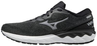 Mizuno Wave Skyrise 2 Erkek Koşu Ayakkabısı Siyah