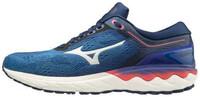 Mizuno Wave Skyrise Erkek Koşu Ayakkabısı Mavi - Thumbnail