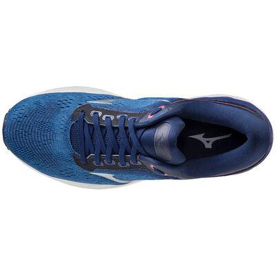 Mizuno Wave Skyrise Erkek Koşu Ayakkabısı Mavi