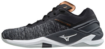 Mizuno Wave Stealth Neo Unisex Hentbol Ayakkabısı Siyah