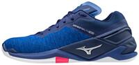 Mizuno Wave Stealth Neo Unisex Hentbol Ayakkabısı Mavi - Thumbnail