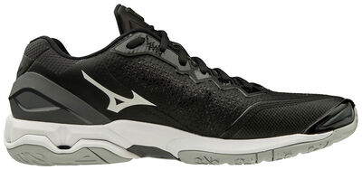 Wave Stealth V Unisex Hentbol Ayakkabısı Siyah