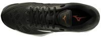 Wave Stealth V Unisex Hentbol Ayakkabısı Siyah - Thumbnail