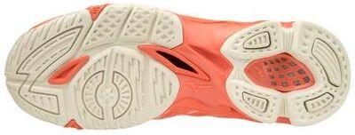 Mizuno Wave Voltage Unisex Voleybol Ayakkabısı Turuncu