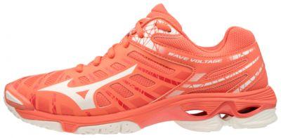 Wave Voltage Unisex Voleybol Ayakkabısı Pembe