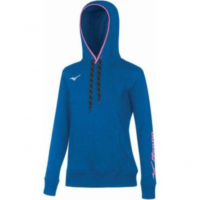 Hoody Kadın Sweat Mavi
