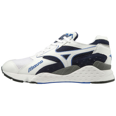 Mondo Control Erkek Günlük Giyim Ayakkabısı Beyaz/Lacivert