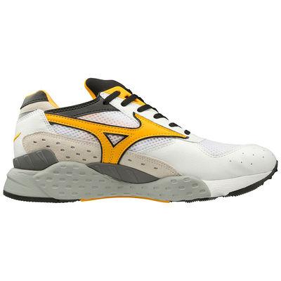 Mizuno Mondo Control Unisex Günlük Giyim Ayakkabısı Beyaz/Sarı