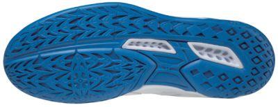 Thunder Blade 3 Erkek Voleybol Ayakkabısı Beyaz/Mavi