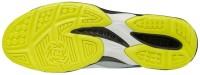 Mizuno Thunder Blade Unisex Voleybol Ayakkabısı Gri / Sarı - Thumbnail