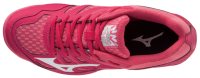 Mizuno Thunder Blade Kadın Voleybol Ayakkabısı Pembe - Thumbnail