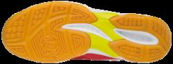 Mizuno Thunder Blade Unisex Voleybol Ayakkabısı Kırmızı / Sarı - Thumbnail