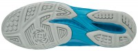 Mizuno Thunder Blade Unisex Voleybol Ayakkabısı Mavi - Thumbnail