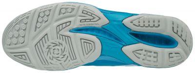 Mizuno Thunder Blade Unisex Voleybol Ayakkabısı Mavi