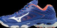 Mizuno Wave Lightning Z5 Unisex Voleybol Ayakkabısı Mavi - Thumbnail