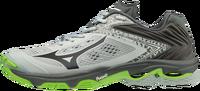 Mizuno Wave Lightning Z5 Unisex Voleybol Ayakkabısı Gri - Thumbnail