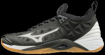 Mizuno Wave Momentum Voleybol Ayakkabısı Siyah/Beyaz