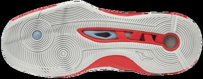Mizuno Wave Momentum Unisex Voleybol Ayakkabısı Beyaz/Kırmızı