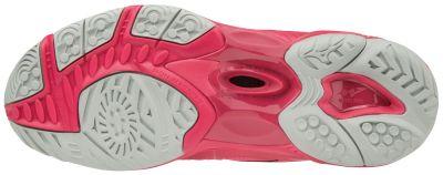 Mizuno Wave Hurricane 3 Kadın Voleybol Ayakkabısı Pembe