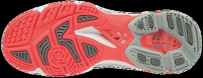 Mizuno Wave Lightning Z5 Unisex Voleybol Ayakkabısı Gri