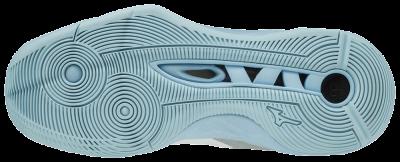 Wave Momentum Unisex Voleybol Ayakkabısı Beyaz/Gri