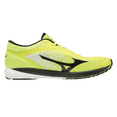 Mizuno Wave Duel Erkek Koşu Ayakkabısı Sarı/Beyaz