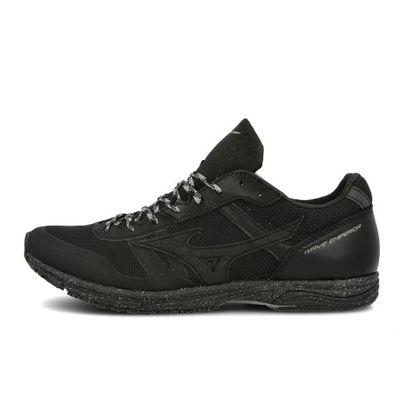 Mizuno Wave Emperor Tech Unisex Günlük Giyim Ayakkabısı Sİyah