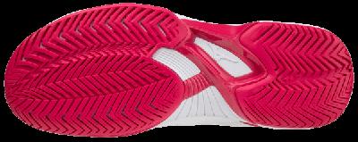 Wave Exceed SL 2 Ac Kadın Tenis Ayakkabısı Beyaz/Kırmızı