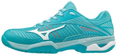 Mizuno Wave Exceed Tour 3 CC Unisex Tenis Ayakkabısı Mavi
