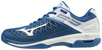 Mizuno Wave Exceed Tour 4 AC Unisex Tenis Ayakkabısı Lacivert/Beyaz - Thumbnail