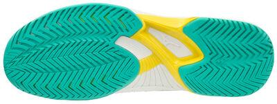 Wave Exceed Tour 4 AC Unisex Tenis Ayakkabısı Beyaz / Yeşil